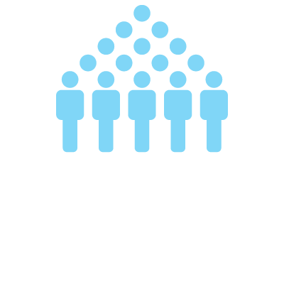 400+ colleagues