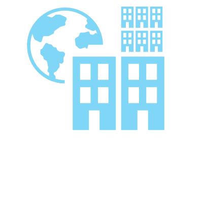 11 international offices